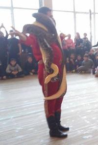Цирково изкуство в 69 СУ
